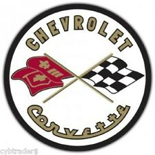 Chevrolet Corvette  Sign Refrigerator / Tool Box Magnet  Gift Card Insert
