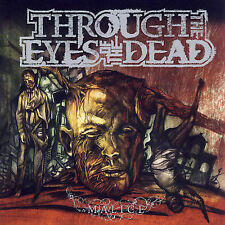 Through the Eyes of the Dead (Malice) CD Very Good