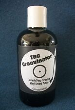 The Groovinator Record Vinyl Lp Cleaning Solution Concentrated Cleaner Heavy dty
