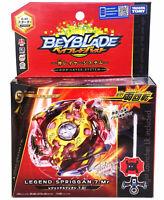 Legend Spriggan Takara Tomy .7.MR Beyblade Burst Starter w/ Launcher B-86