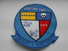usaf fighting two bounty hunters 1st gulf war vintage squadron patch
