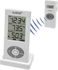 WS-9121U-IT La Crosse Technology Wireless Thermometer with TX27U-IT Sensor