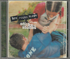 NEW FOUND GLORY - Sticks And Stones CD / Punk US No Use For A Name Pennywise