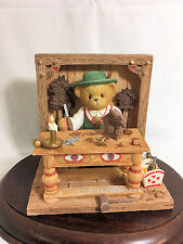 Cherished Teddies Jakob 2001 German Rewards NIB
