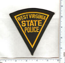 for sale1 vintage police shoulder patch from the West Virginia State Police.
