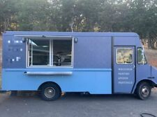 Fully Equipped 2005 Workhorse Coffee Truck Turnkey Coffee Shop On Wheels For S