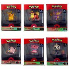Pokemon Select Collection Pikachu Growlithe Aipom Jigglypuff Snubbull Pancham