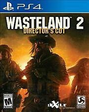 Wasteland 2: Director's Cut (Sony PlayStation 4, 2015)