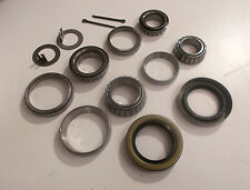 TWO -  Trailer Bearing Kits for 3500# Axle #84 Spindle L44649 / L68149 Bearings