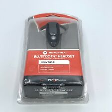 Motorola Universal Bluetooth Cell Phone Headset Mbt505Z Nip New Sealed
