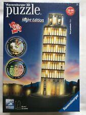 Nueva Marca Ravensburger noche edición 216 Pieza 3D Rompecabezas-Torre penal-Pisa