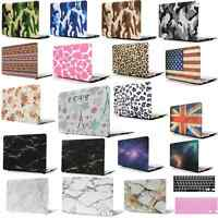 """Rubberized Hardcase Shell+Keyboard Cover For Apple Mac Macbook Retina 12"""" A1534"""