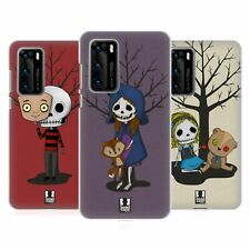 HEAD CASE DESIGNS SKULL KIDS HARD BACK CASE FOR HUAWEI PHONES 1
