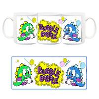 Bubble Bobble Draghetto Gioco Anni 80 Tazza Ceramica Mug Cup Manga Anime