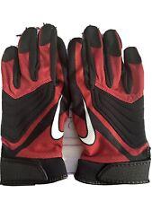 nike football gloves adult large