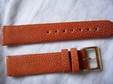 0 9/16in BRACELET ORANGE STINGRAY REAL PRICE NORMAL BOLD ORIGINAL