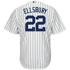 Jacoby Ellsbury #22 New York Yankees Majestic Men's Home Cool Base Player Small