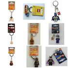 LEGO Keychain Star Wars Superman DC Comics--13 Different Keychains--U Choose!!