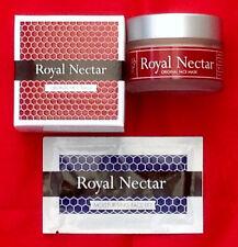Royal Nectar Bee Venom Máscara Facial + Royal Nectar Face Lift Hidratante muestra