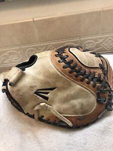 "Easton SYFP2000 33"" Women's Fastpitch Softball Catchers Mitt Right Hand Throw"
