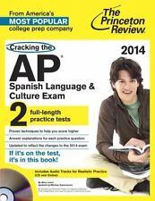 Cracking the AP Spanish Language and Culture Exam