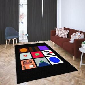 Kanye Album Collage - Rug Decorative Floor Mat Carpet Rug