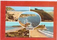 Posted J Salmon Collectable Glamorgan Postcards