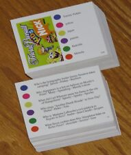 Trivial Pursuit for Kids - Nick Edition Trivia Game Cards Junior Jr 2005 Hasbro