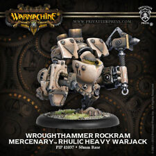 Warmachine - Mercenaries: Wroughthammer Rockram PIP41037