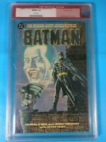 CGC Comic graded 9.8 Batman Movie Oficial movie adaption Key issue HOT NEW FILM