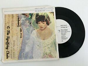 "Scritti Politti - The Word Girl - 7"" Vinyl Single"