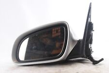 SILVER LEFT (DRIVER) DOOR POWER MIRROR for AUDI A8 QUATTRO