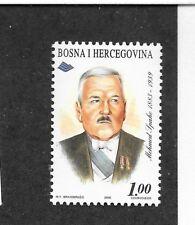 Bosnia & Herzegovina (MUSLIM ADM) Sc 353 NH ISSUE OF 1999 - POLITICIAN