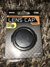 Bower 52mm Snap On Lens Cap Cover