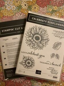Stampin Up Sunflower Dies & Celebrate Sunflowers Stamp Set