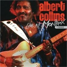 Collins, Albert - Live at Montreux 1992 CD NEU OVP