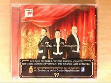 CD / LES TENORS CLASSIQUES / NEUF SOUS CELLO