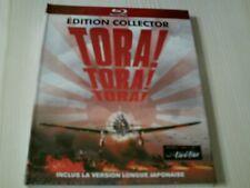 blu ray + dvd Tora Tora Tora Digibook + Livret  Inclus la version Japonaise neuf