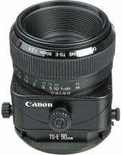 New Canon TS-E 90mm f/2.8 TSE Tilt Shift Lens