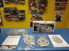 "Finemolds Star Wars Millennium Falcon ""Raro"" Kit #SW-11 Nuevo En Abierta Caja"
