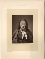 Gallot Charles, France, Léon Cladel, romancier et nouvelliste français (1835-189