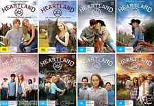 Heartland Series : Season 1 2 3 4 5 6 7 8 : NEW DVD