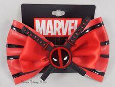 Marvel The Avengers Deadpool Katana Sword Cosplay Hair Bow Pin Clip Costume