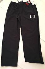 New NWT Oregon Ducks Velocity Nike Black Water Repellent Pants Size XXL 2XL