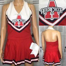 Cheerleading Uniform Americheer Adult Sm Halter