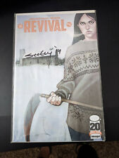 Revival #1 Image Comics NM Signed by Tim Seeley