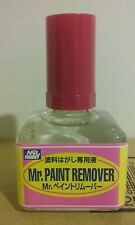 Gunze Sangyo #T114  Mr. Paint remover 40ml.