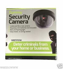 Realistic Dome Security Camera - Imitation Surveillance Camera