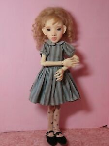 Little Alice BJD Doll by Connie Lowe