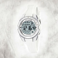 Calypso Plastica Pura Orologio da Bambini K5571/1 Bianco Junior Uk5571/1